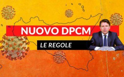 DPCM 3 NOVEMBRE – CHIARIMENTI