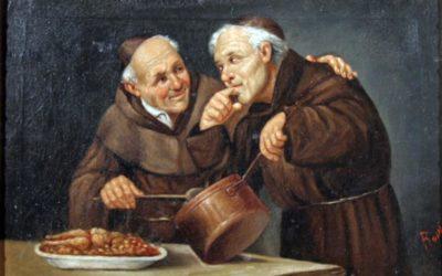 Il racconto del monaco e del sagrestano